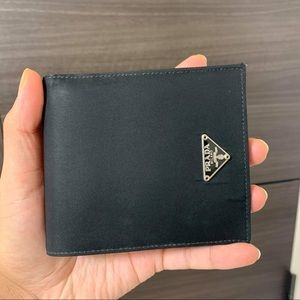 Prada Nero Men's Wallet